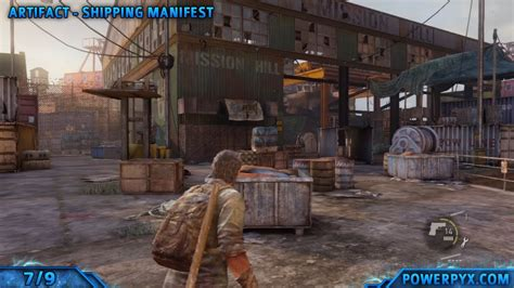 the last of us chapter 1 2 all collectible locations