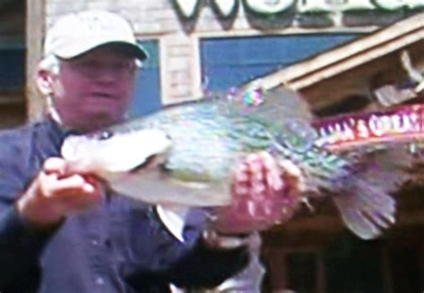 Records In Alabama New Alabama State Record Black Crappie