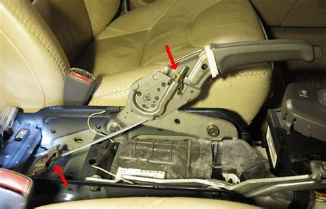 vxc parking brake cable adjustment volvo forums