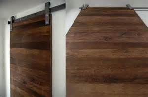 Oak Barn Doors Architectural Elements Sliding Barn Doors Yahoo Homes