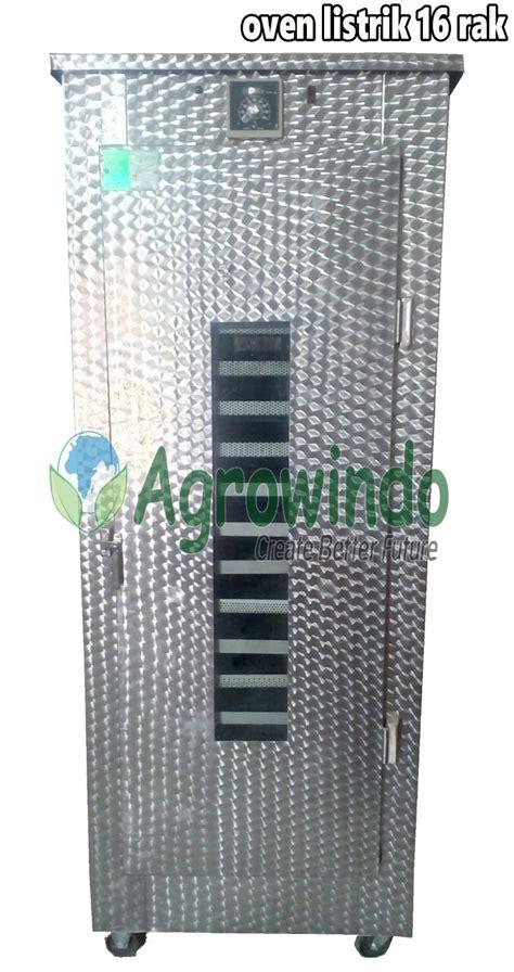 Oven Pengering Listrik mesin oven pengering stainless listrik agrowindo