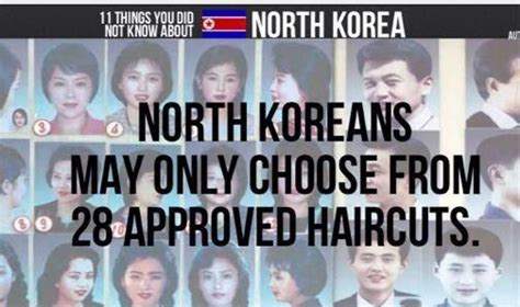 north korea approved styles 28 approved north korean hairstyles random facts other