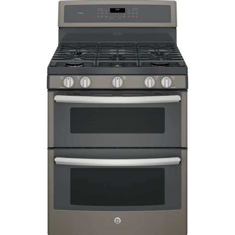 Oven Gas Standing pgb960eejes ge profile series 30 quot free standing gas