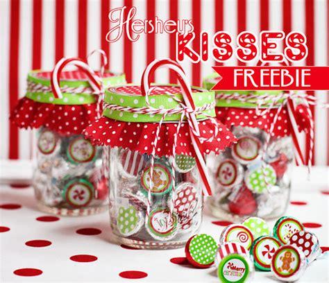 images of christmas kisses amanda s parties to go freebie christmas hershey s kiss