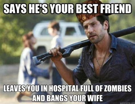 Best Memes Of 2010 - the best memes from season two of the walking dead fun