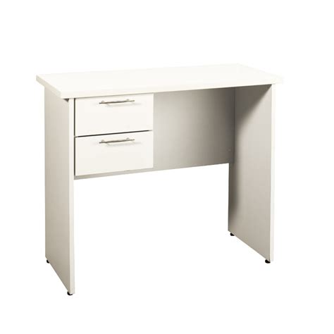 Desk Drawer Units Desk by Axa 90cm Side Desk With 2 Drawer Unit Decofurn Factory Shop