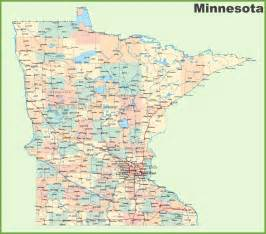 City Of Mn Mn Map Of Cities My