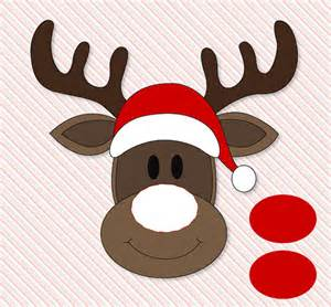 best photos of rudolph printable template rudolph