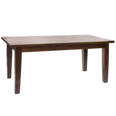 Dining Tables The Range Java This Rustic Teak Dining Table Is From Our Signature Quot Rustic Teak Quot Range Featuring A