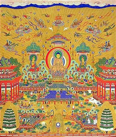 buddhist themes in literature what are the drawbacks of mixed practice in pure land