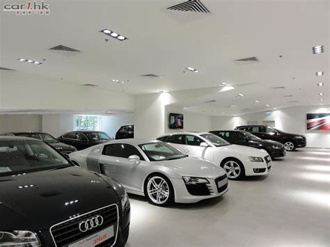 audi showroom audi one car showroom sydney pictures