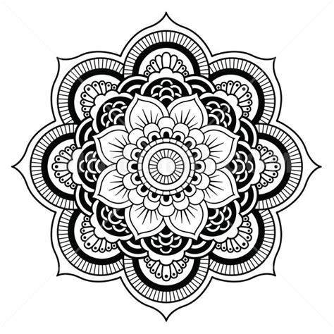 Imagenes Flor Mandala | vinilo decorativo flor mandala