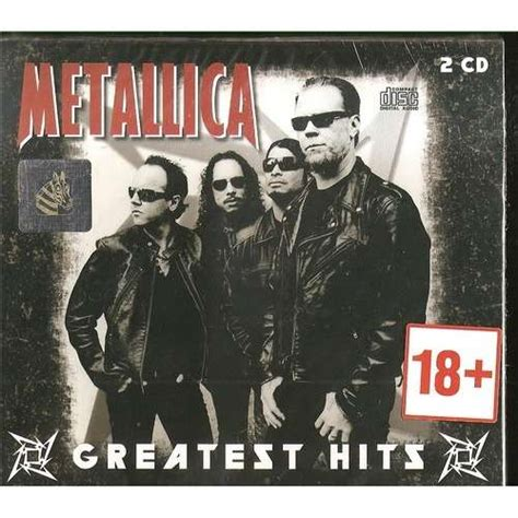 metallica the best greatest hits by metallica cd x 2 with rockinronnie ref