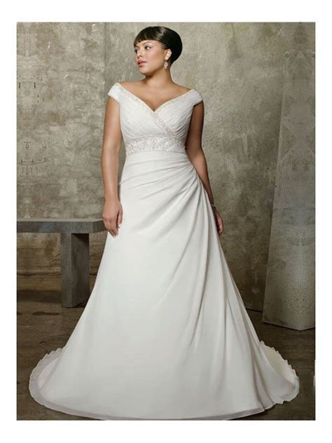 wedding dresses for big busted women   Wedding Dresses for