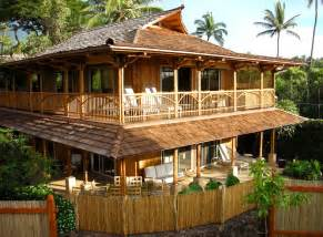 bambou habitat create the eco luxury homes luxuo luxury