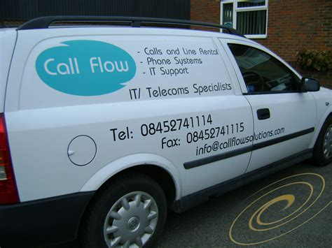 cost of van sign writing