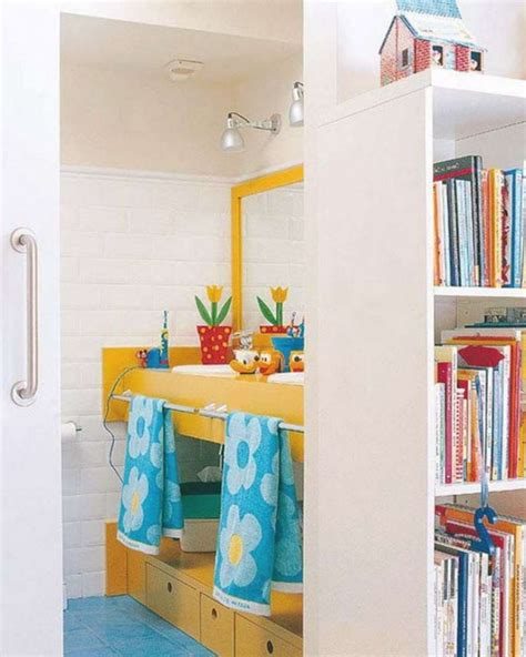 cheerful and friendly bathroom ideas for amaza design
