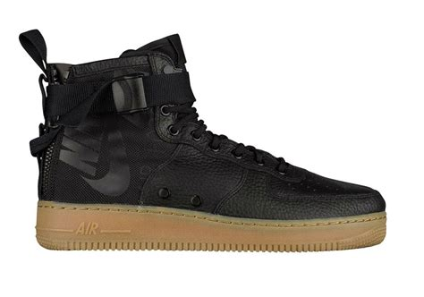color run sf nike sf af1 mid release info sneakernews