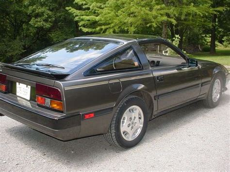 1985 nissan 300zx turbo find used 1985 nissan 300zx turbo coupe 2 door 3 0l in
