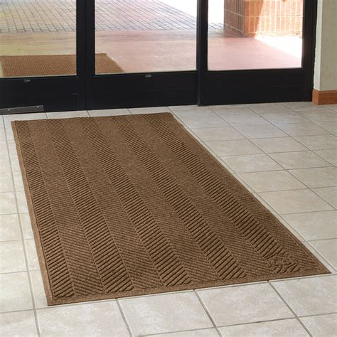 Fabric Floor L by Eco Elite 6 W X 6 L Mat With Fabric Edge Floor Mats