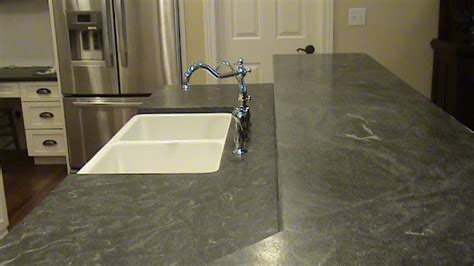 Soapstone Countertops Virginia - virginia mist granite looks like soapstone kitchen