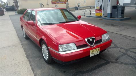 spider ls for sale red beauty 1995 alfa romeo 164 ls for sale