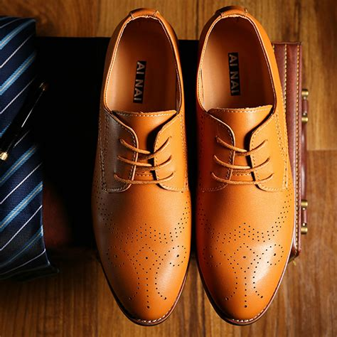 slim oxford shoes charming quality leather slim dress shoes brogues