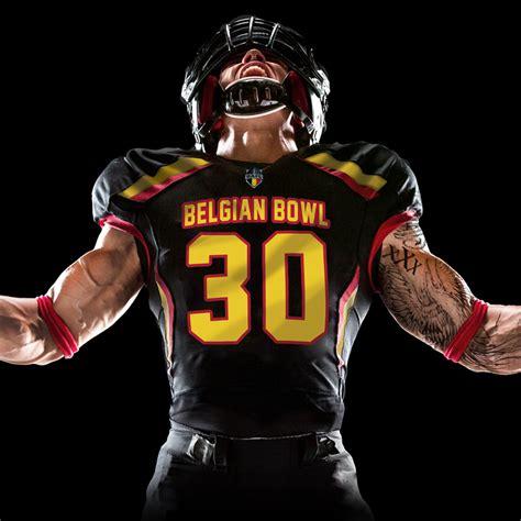 bafl belgian american football league us football in