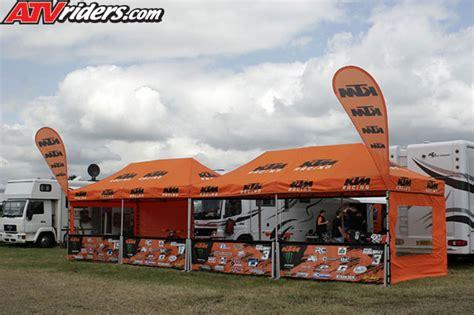 Ktm Gazebo 2010 United Kingdom Ktm Atv Motocross Racer Line Up Announced