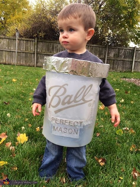 mason jar costume