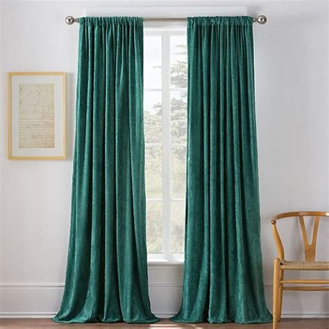108 teal curtains teal products and hunter green on pinterest
