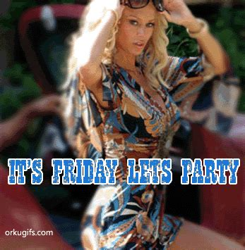 friday lets party images  messages