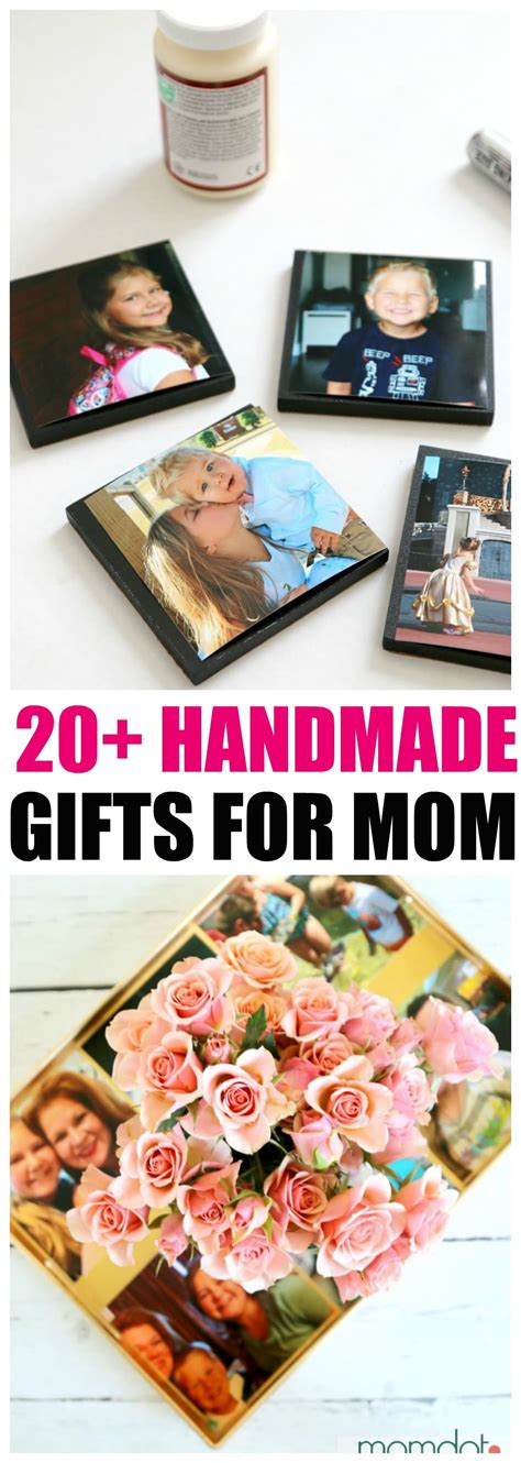 Sentimental Handmade Gifts - 20 sentimental gifts will