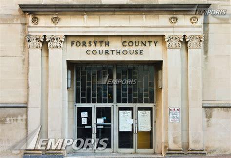 forsyth county court house old forsyth county courthouse winston salem 224069 emporis