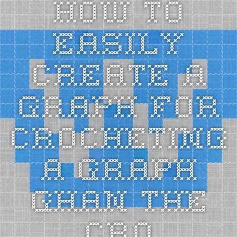 graphghan pattern generator crochet graphghan pattern maker squareone for