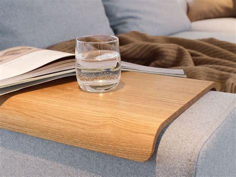 sofa ablage tablett pala buche 50 x 30 x h 5 cm sofa