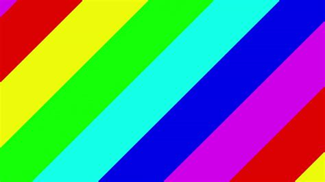 rainbow tilted lines simple hd animated background