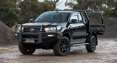 toyota hilux 2016 hilux will get over 60 toyota genuine accessories