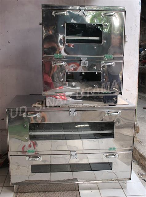 Oven Di Cawang ud sinar utama oven gas stainless steel