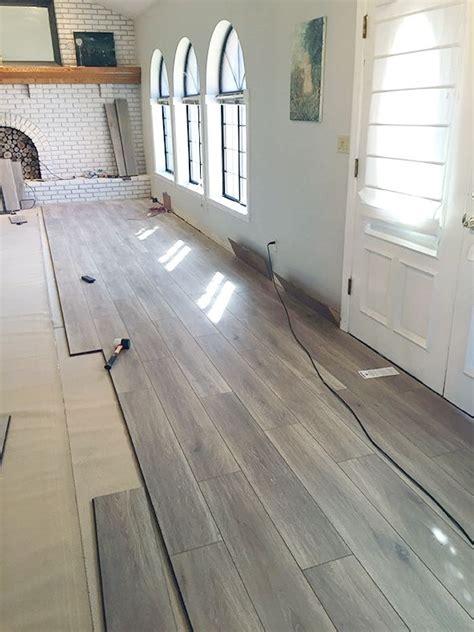 water resistant laminate flooring  green notebook