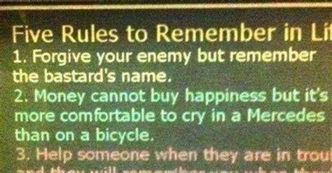 hilarious meme reveals  rules      life