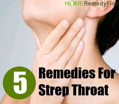 17 best ideas about treatment for strep throat on