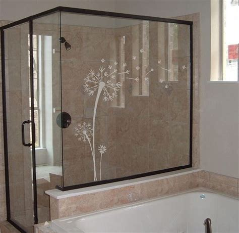 17 Best Images About Window Film On Pinterest Cozumel Decorative Shower Doors