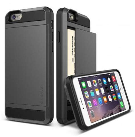 Hardcase Verus Damda Slidecard Anti Shock Cover Iphone 6 6s the best iphone 6s and iphone 6 cases pcmag