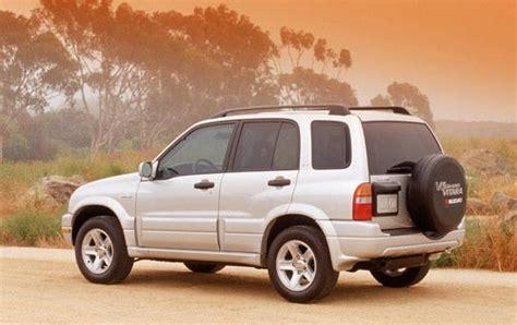 Suzuki Grand Vitara Cover Argento Silver Series 2003 Suzuki Grand Vitara Vin Js3td62v134103679