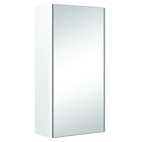 High Point Metal Cupboard Granada Afsldg wickes semi frameless single mirror bathroom cabinet white 310mm wickes co uk