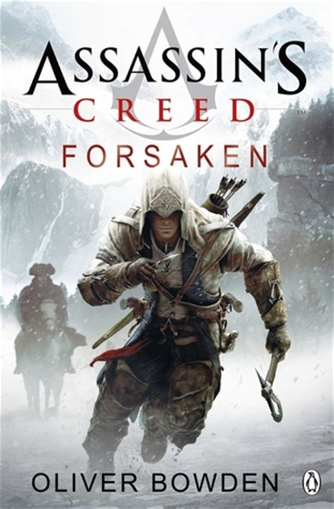 Assassins Creed Book4 Forsaken Oliver Bowden Diskon assassin s creed forsaken assassin s creed 5 by oliver bowden reviews discussion
