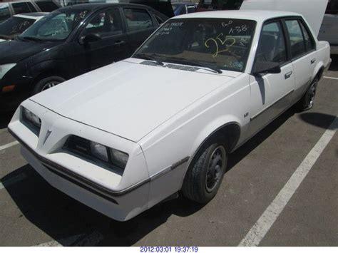 1982 Pontiac J2000 by 1982 Pontiac J2000 Le Rod Robertson Enterprises Inc