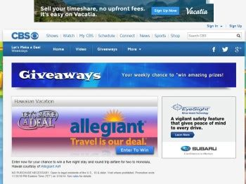 Let S Make A Deal Giveaway - let s make a deal weekly online giveaway sweepstakes fanatics