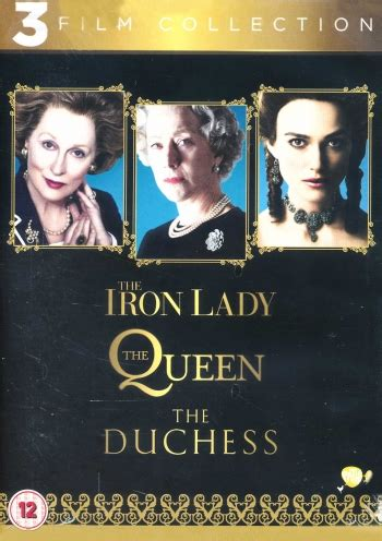 queen film collection 3 film collection the iron lady the queen the duchess